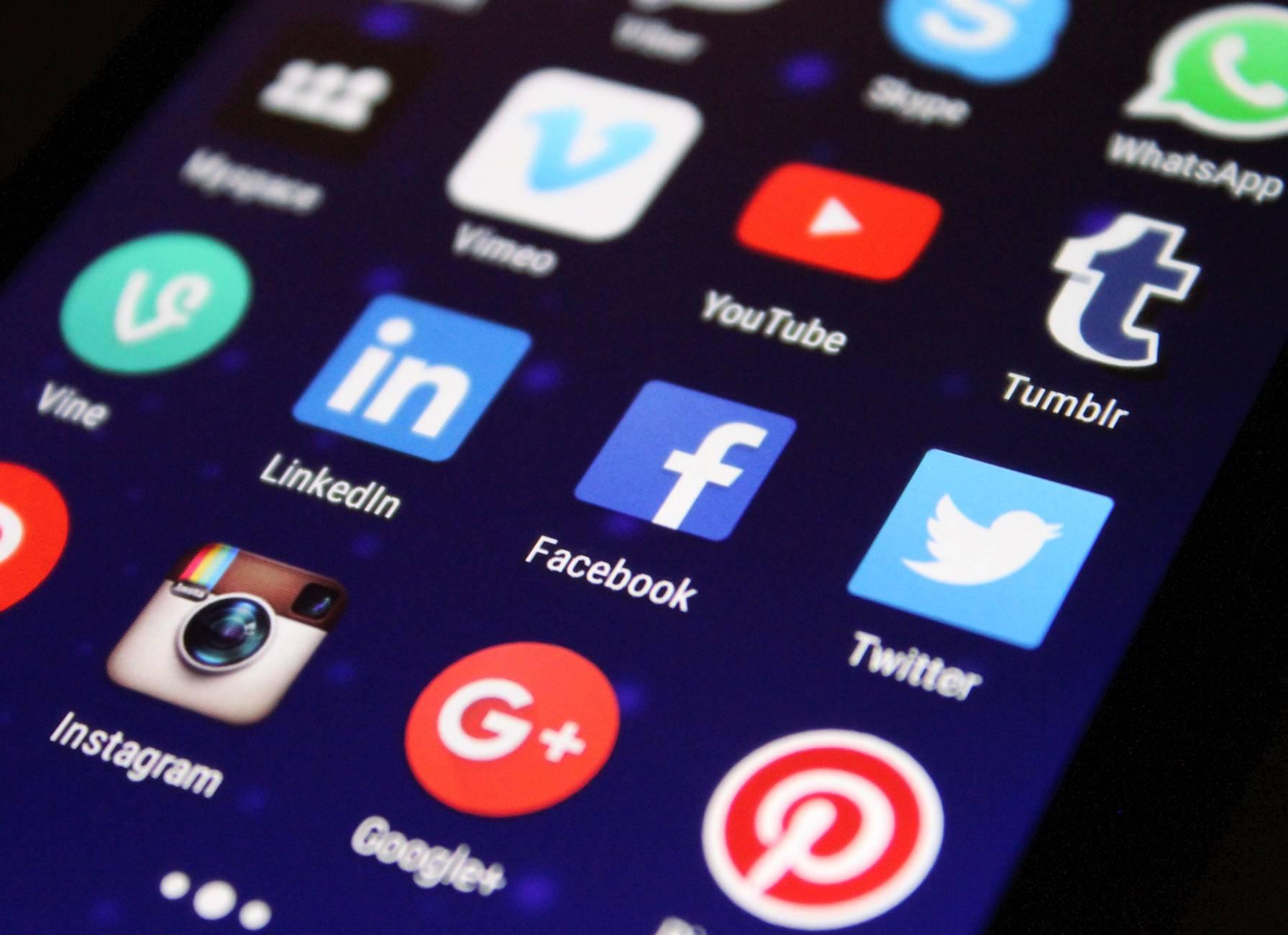 Social Media Advert Training Image