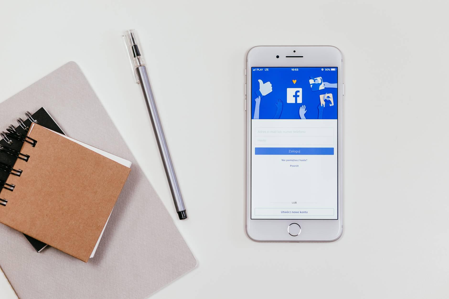 Facebook Training Image